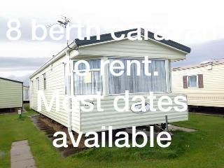 Beautiful  8 berth willerby Salisbury, Ingoldmells