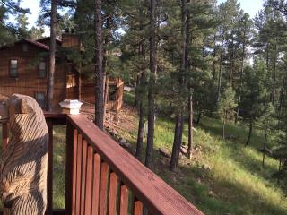 Million Dollar View- Mountain Cabin 4 Bdrm, 2 1/2, Ruidoso