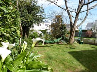 maison petite vue mer joli jardin, Brest