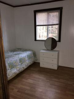 Small bedroom with a trundle bed (sleeps 2)