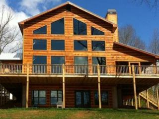 500 ft of Luxury Lakefront on Lake Nottely, Blairsville
