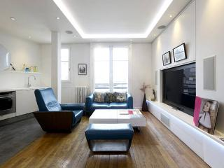 Luxury flat for 5 persons Marais (center) Area