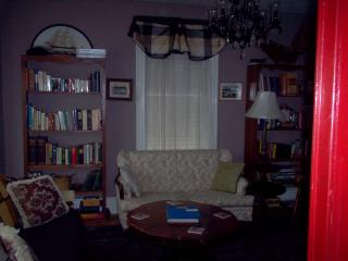 Part of living room.