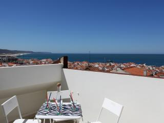 Two bedroom apartment with private terrace, Nazaré