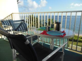 Beachfront, Awesome Views, Furnished, Free WiFi & Parking, Work/Study Remotely
