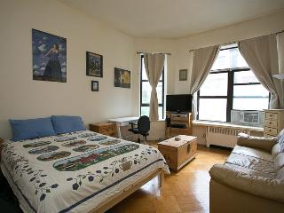 Studio apartment by Central Park/posh UWS area