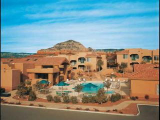 Studio at Sedona Summit Resort!