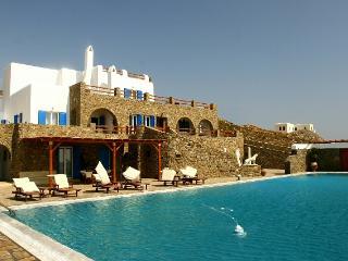 Villa Cleopatra, Mykonos, Elia