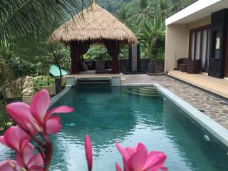 Beautiful 2-bedroom villa with private pool, Batu Layar