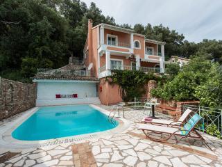 Villa with Sea View and Private Pool, Corfu