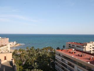 Veras el mar desde los dormitorios y la terraza, Torrevieja