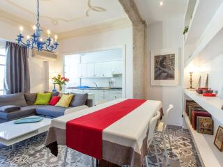FURNISHED AND EQUIPPED BIG APARTMENT IN VALENCIA