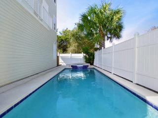 Beautiful large home with private pool!! Only a short walk to the beach!!
