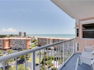 Bermuda Dunes 903, 2 Bedrooms, Gulf Front, Elevator, Heated Pool, Sleeps 4, Fort Myers Beach