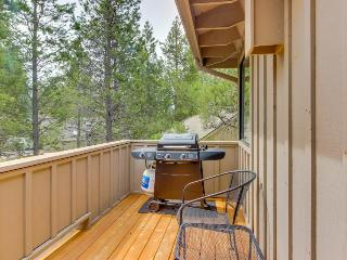 Modern home w/ private hot tub, central location, SHARC access - dogs ok!