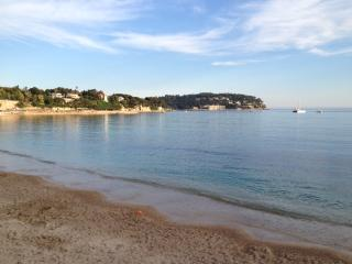 Villefranche- 95m2, sleeps 4, ALL REDONE- panoramic sea view, pool, 2  terraces,