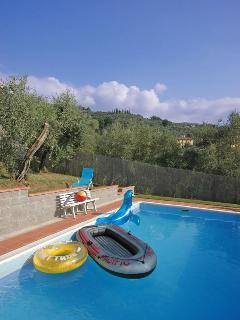 5 bedroom Villa in Montecatini Terme, Tuscany, Italy : ref 1327001