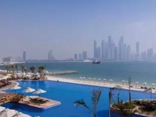 Specious&Sea View Apartment, Dubaï