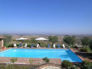 7 bedroom Villa in Ville Di Corsano, Siena, Tuscany, Italy : ref 1460001