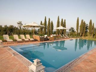 4 bedroom Villa in Montelopio, Tuscany, Italy : ref 1463001