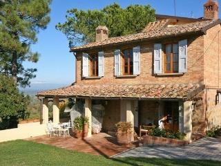 4 bedroom Villa in Montaione, Tuscany, Italy : ref 1525001
