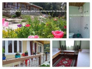 Maniram Village Tourism, Sikkim, India, Namchi