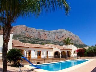 Child-Friendly 4 Bed Family Villa, Stunning Views, Javea