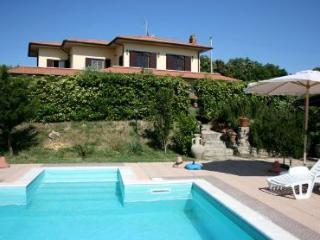 4 bedroom Villa in Castelnuovo, Tuscany, Italy : ref 1719942