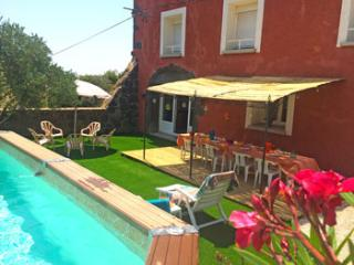 4 bedroom Villa in Portiragnes, Languedoc, France : ref 2000068