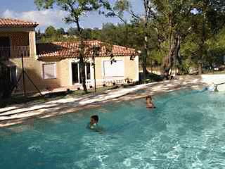 5 bedroom Villa in Blauvac, Provence, France : ref 2000152