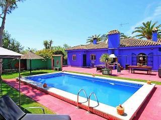Villa in Chiclana de la frontera, Costa de la Luz, Spain, Chiclana de la Frontera