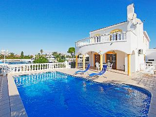 4 bedroom Villa in Empuriabrava, Catalonia, Spain : ref 5043768