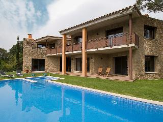 8 bedroom Villa in Calonge, Costa Brava, Girona, Spain : ref 2007937