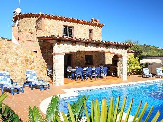 3 bedroom Villa in Les Cabanyes, Catalonia, Spain : ref 5043909