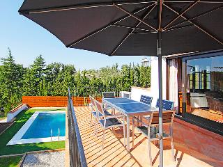 4 bedroom Villa in Playa de Aro, Costa Brava, Spain : ref 2007945