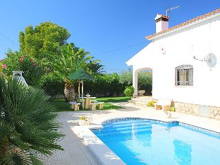 4 bedroom Villa in Miami Platja, Costa Daurada, Spain : ref 2007989