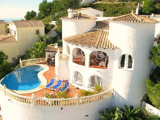 3 bedroom Villa in Javea Benitachell, Costa Blanca, Spain : ref 2008061, Teulada