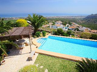 4 bedroom Villa in Pego, Costa Blanca, Spain : ref 2008069