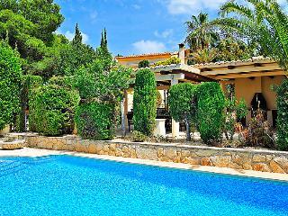 5 bedroom Villa in Moraira, Costa Blanca, Spain : ref 2008121