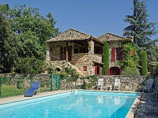 Villa in Menerbes, Provence, France