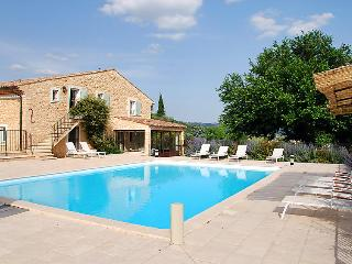 7 bedroom Villa in Roussillon, Avignon, Provence, France : ref 2008250, Gargas