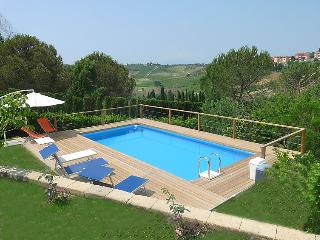 4 bedroom Villa in Vinci, Tuscany, Italy : ref 5055209