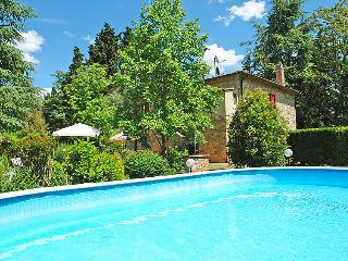 3 bedroom Villa in Gambassi, Chianti, Italy : ref 2008461