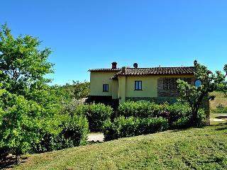 6 bedroom Villa in Gambassi Terme, Tuscany, Italy : ref 5055266