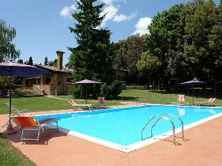 6 bedroom Villa in Gambassi, Chianti, Italy : ref 2008468