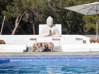 Amazing villa with view on Salinas, Sant Josep de Sa Talaia