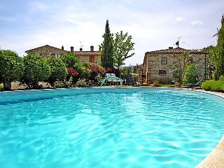 3 bedroom Villa in Ciggiano, Tuscany, Italy : ref 5055643