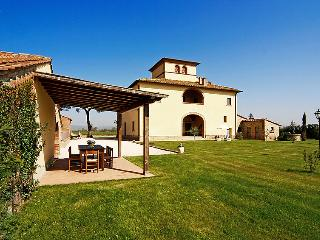 Villa in Monte San Savino, Chianti, Tuscany, Italy, Marciano della Chiana