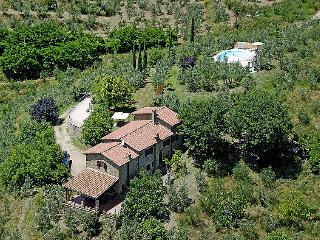 3 bedroom Villa in Poggio Cuccule, Tuscany, Italy : ref 5055805