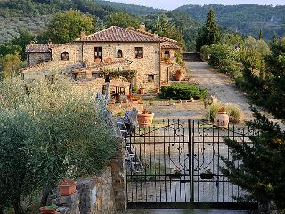6 bedroom Villa in Castel del Piano, Maremma Volterra, Italy : ref 2008694, Seggiano